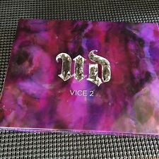 Urban Decay The Vice 2 Eyeshadow Palette  Htf