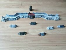 Warhammer 40k Scenery, Scatter Terrain Pieces includes Sentry Gun
