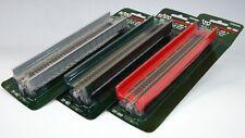 NEW KATO UNITRACK 20-450 SINGLE PLATE BRIDGE 186MM IN RED GREEN GREY & SILVER