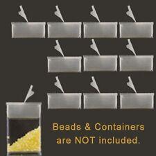 Flip Top Container Caps only (10), Sova Enterprises 00015407