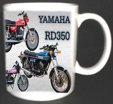 YAMAHA rd350 CLASSIC MOTO TAZZA. EDIZIONE LIMITATA