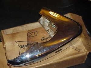 1961 Dodge 1962 880 NOS MoPar RF Bumper GUARD Dart Phoenix Pioneer Seneca Polara
