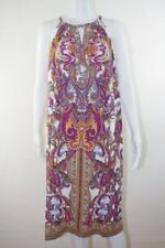 INC International Concepts NEW Paisley Beading Vacation Dress Women Plus 2x NWT