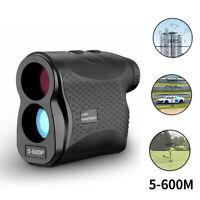 Slope 650 Yards Golf Laser Range Finder 6X Magnification Flag Locking Vibration
