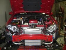 HDI GT2 440 INTERCOOLER KIT SUITS FORD FALCON FG XR6 TYPHOON F6