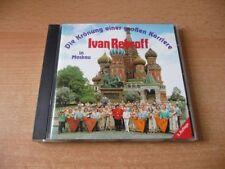CD Ivan Rebroff - In Moskau - Die Krönung einer großen Karriere - 18 Songs 1997
