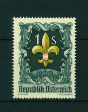 Austria 1951 7th International Jamboree stamp Mint. Sg 1231.