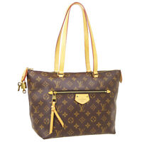 LOUIS VUITTON IENA PM HAND TOTE BAG FL4156 PURSE MONOGRAM CANVAS M42268 38809
