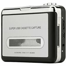 Microcassette Recorders Cassette Player Portable Tape Captures Mp3 Audio Music