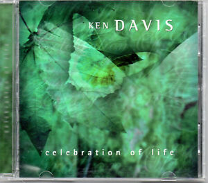 CD Ken Davis Celebration of Life new age/relaxation/ambient