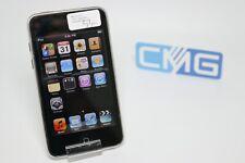 Apple iPod Touch 2. Generation negro 16gb 2g (fallos de píxeles, ver fotos) #j53