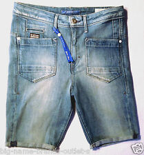 Womens G-Star Raw Shorts 'LOW T LOOSE TAPERED WMN' NEW Light Aged Size 27 AU9