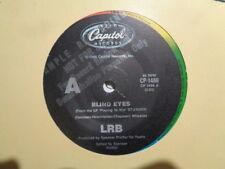 "Little River Band (LRB) ""Blind Eyes"" 1985 CAPITOL PROMO Oz 7"" 45rpm"