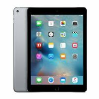 Apple iPad Air 1st Gen 32GB Wi-Fi, 9.7in Black Grade A+ Free 1Y Warranty iOS 12+
