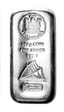Silberbarren Silbermünzbarren 500 Gramm 500g Fiji Argor Heraeus 2015 5$
