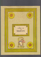 A Day in a Child's Life (Facsimile from the original printing), Kate Greenaway