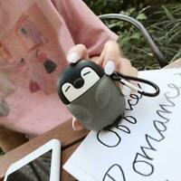 Cartoon Pinguin Bluetooth Wireless Charging Case Schutzhülle Pro für AirPod
