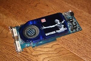 Sapphire ATI Radeon X1950 PRO 256MB GDDR3 Dual DVI-I/TVO PCIe Graphics Card