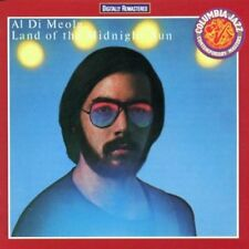 Al Di Meola Land of the midnight sun (1976)  [CD]