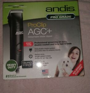 Andis ProClip AGC+  Detachable Blade Heavy Duty Pet Clipper Kit