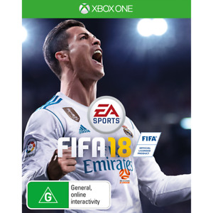 PREOWNED FIFA 18  Xbox One