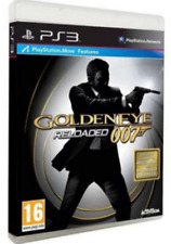 007 GOLDENEYE RELOADED PS3 SONY PLAYSTATION 3 NUOVO SIGILLATO ITALIANO