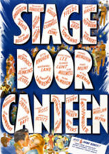 Stage Door Canteen [New DVD]