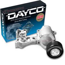 Dayco Drive Belt Pulley for 2010-2016 Toyota 4Runner 4.0L V6 - Tensioner rp