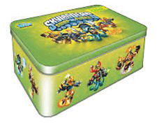 Topps Skylanders Swap Force Boîtes Collectors 9 Paquets Booster