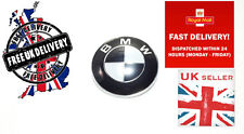 BRAND NEW BMW Front Emblem Bonnet Badge Hood 82mm E30,E36,E46,3,5,7,X Series