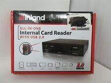 Inland USB 2.0 All in 1 Internal Card Reader NEW!