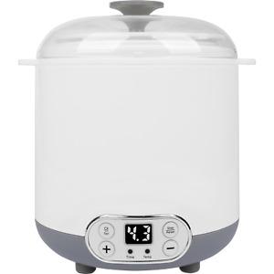 Yogurt Maker Machine 3in1 Yogurt  Cheese & Kefir with Thermostat Digital Display