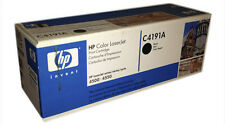 New Genuine HP C4191A Black Toner Cartridge for LaserJet 4500 4550