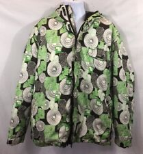 ORAGE PRIME/OT SKI SNOWBOARD JACKET MEN'S GRAPHIC Loud Green SIZE XL Nice!