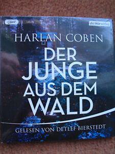 DER JUNGE AUS DEM WALD von Harlan Coben (neu,OVP, 08/2020, 1 mp3-CD, 10:27 Std.)