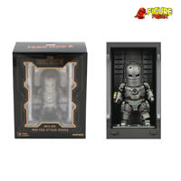 Beast Kingdom Mini Egg Attack MEA-015 Iron Man 3 Hall of Armor LIGHT UP Mark I