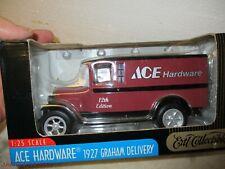 "Ace Hardware # 12 ""1927 Graham Panel Van Delivery Truck"" Diecast 1:25,# 19937"