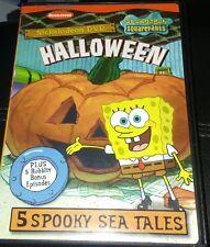 spongebob halloween dvd | eBay