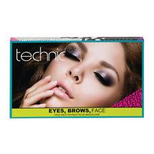 Technic Contour Face Powder Palette Eyebrow Bronzer Eyeshadow Make up Gift Set