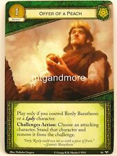 A game of thrones 2.0 LCG - 1x #084 offer of a Peach-Ghosts of Harrenhal