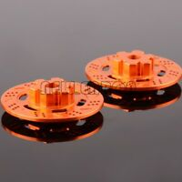 ORANGE Wheel hubs,Hex (disc brake rotors)Traxxas Unlimited Desert Racer UDR 8569