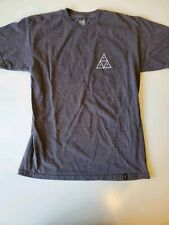 HUF Grey T-shirt Men Size M