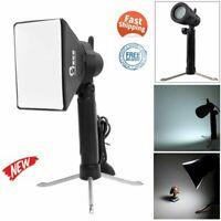 Selens Portable Mini Photo Studio LED Light Kit Stand + Softbox for Live Vlog