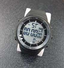 Orologio Polso ZCC Compass Digitale Sveglia Data Cronometro Sportivo Nero lac