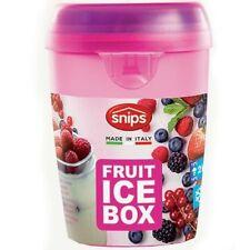 Contenitore termico Yogurt 0 5l con Tavoletta Sottocoperchio Cucchiaino Snips