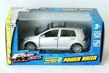 MAISTO VOLKWASGEN  GOLF GTI 7 SILVER A FRICTION POWER RACER ECHELLE 1/38