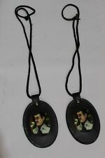 #20 SET 2 ESCAPULARIOS JESUS MALVERDE collares scapularies necklace ángel FREE