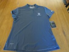 Womens Nike Dri Fit Golf Shirt, Nwt, M
