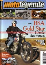 MOTO LEGENDE 221 NORTON 650 SS YAMAHA RD 400 LAVERDA 350 BSA 500 MOTOBECANE D 45