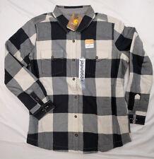 Carhartt Ladies Rugged Flex Hamilton Fleece Lined Shirt  sz XL (16/18) [B8-2782)